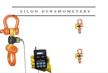 Dynamometers with remote displays