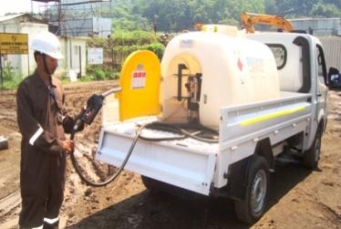 Fuel Dispensing Solution