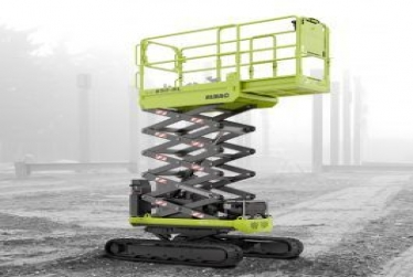 Crawler lifts with bilevelling technology - BL line